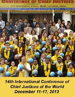 14th World Chief Justices Conference