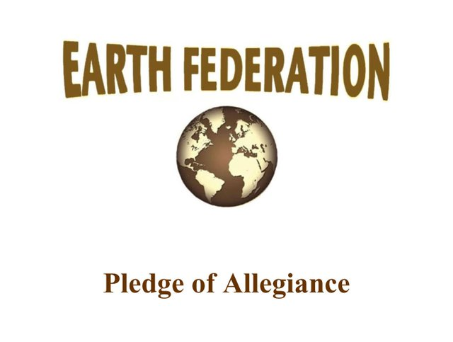 Pledge of Allegiance logo